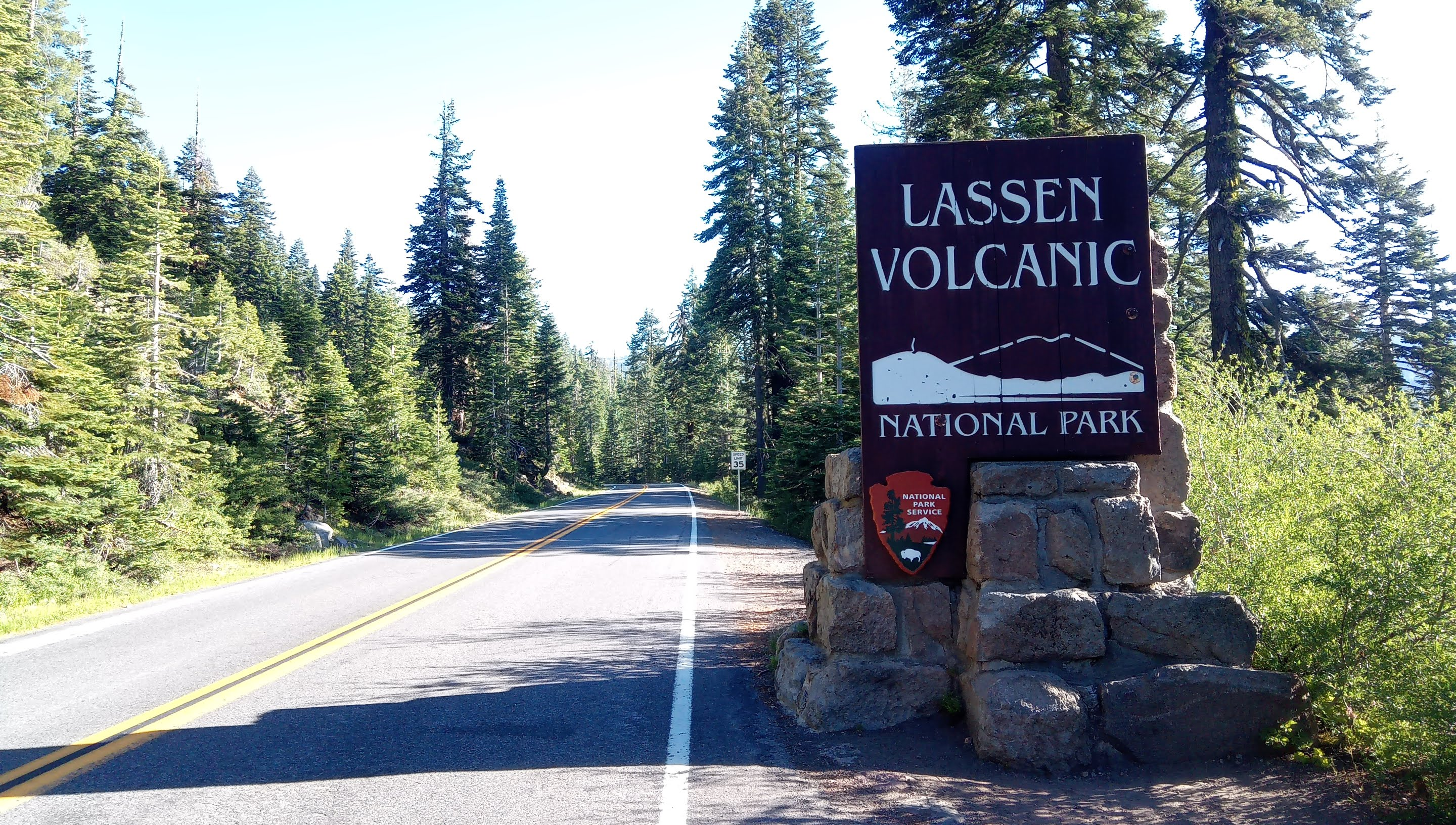 Three days in Lassen - Part 1, Brokeoff mountain 2020-07-03